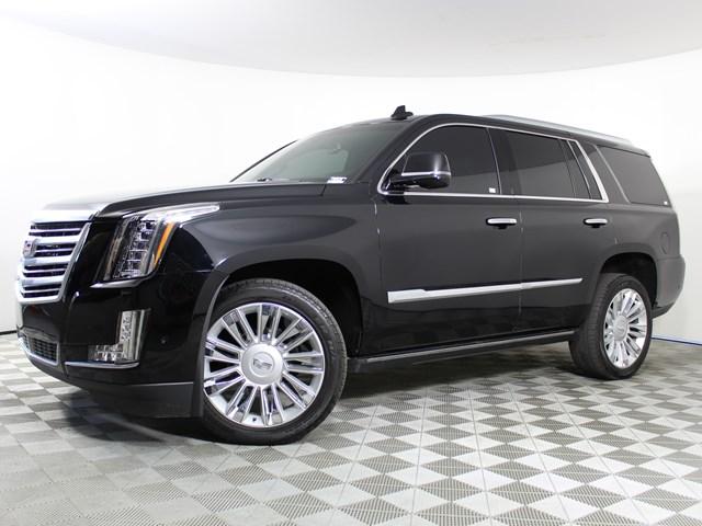 Used 2020 Cadillac Escalade Platinum