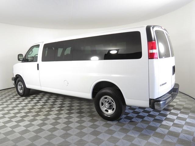 Used 2017 Chevrolet Express Passenger LT 3500