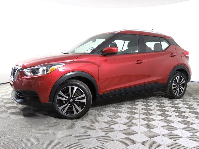 Used 2019 Nissan Kicks SV
