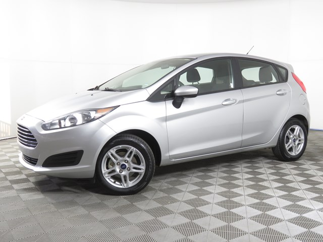 Used 2019 Ford Fiesta SE
