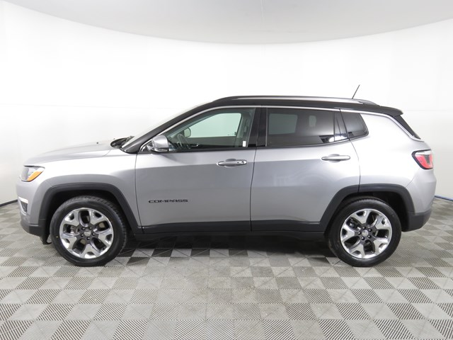Used 2020 Jeep Compass Limited