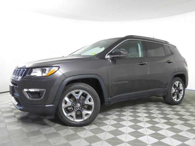 Used 2019 Jeep Compass Limited