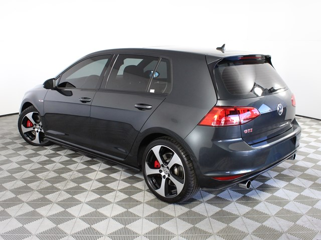 Used 2017 Volkswagen Golf GTI SE