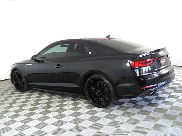 Used 2018 Audi A5 2.0T quattro Prem Plus