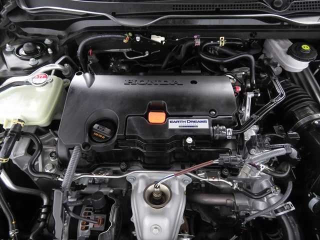 Used 2018 Honda Civic EX