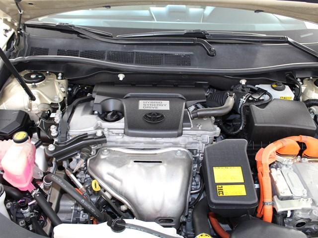 Used 2012 Toyota Camry Hybrid XLE