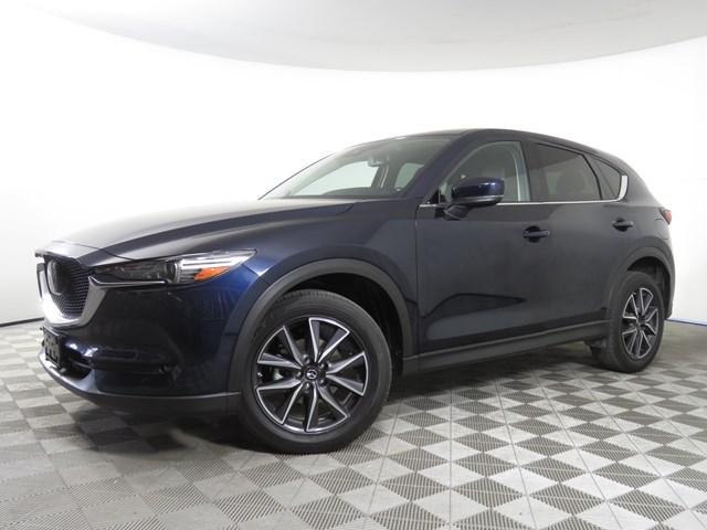 Used 2018 Mazda CX-5 Grand Touring