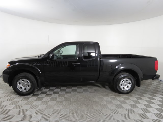 2019 Nissan Frontier S Extended Cab