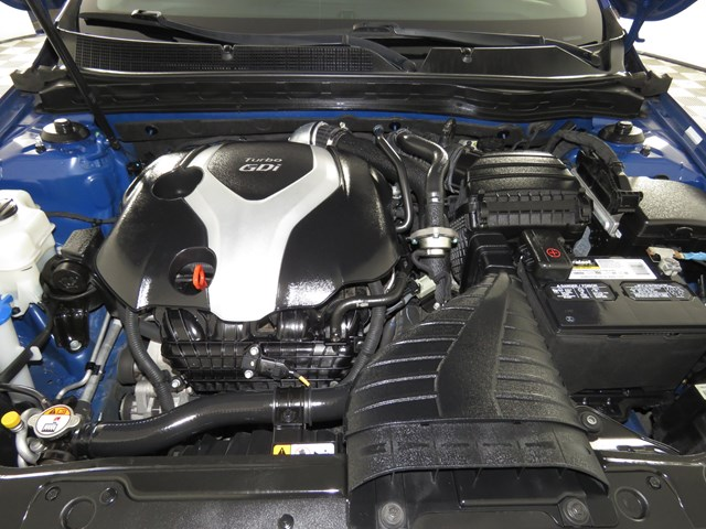 Used 2014 Kia Optima SXL Turbo