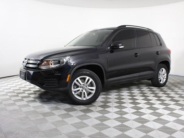 Used 2015 Volkswagen Tiguan S