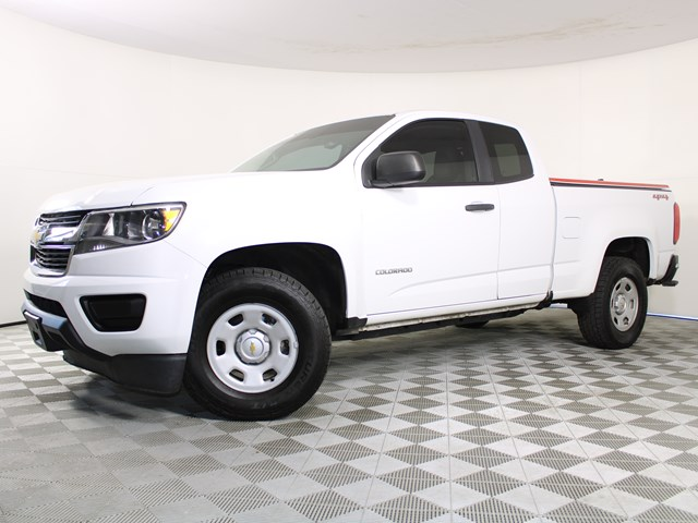 2016 Chevrolet Colorado Work Truck Extended Cab