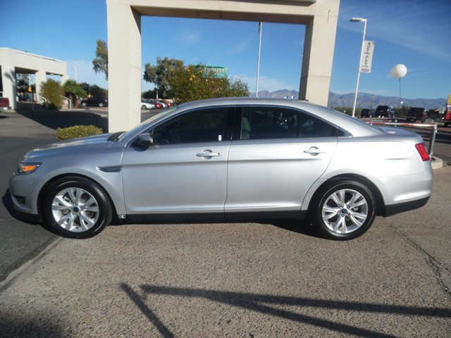 used 2010 ford taurus sel for sale stock u1676160 mercedes benz of tucson. Black Bedroom Furniture Sets. Home Design Ideas