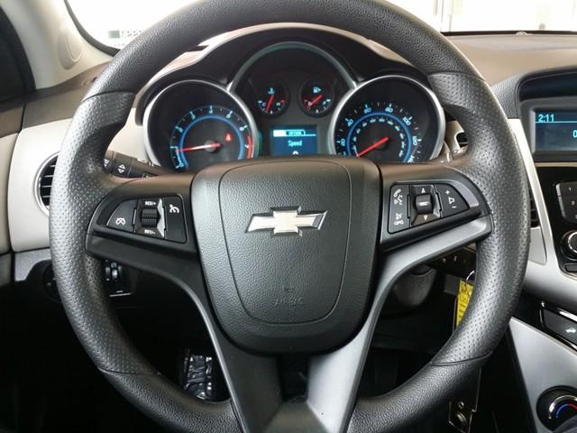 2015 Chevrolet Cruze LT – Stock #U1770090