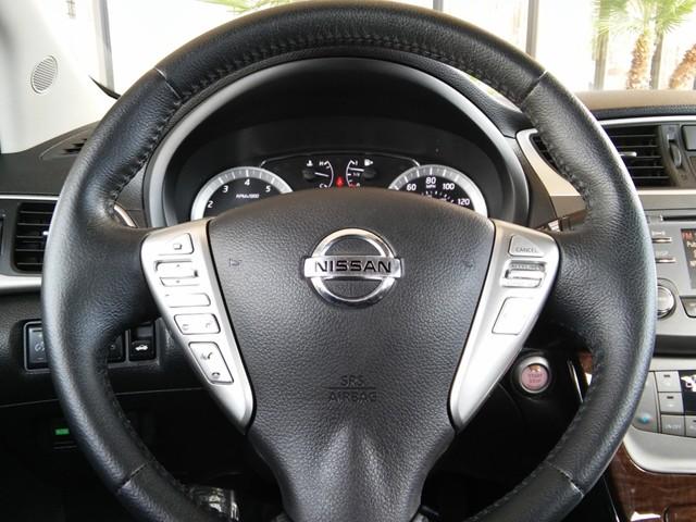 2014 Nissan Sentra SL – Stock #U1770540