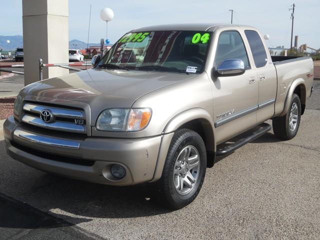 2004 Toyota Tundra SR5 Extended Cab – Stock #U1770550