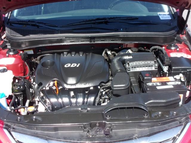 2011 Hyundai Sonata SE