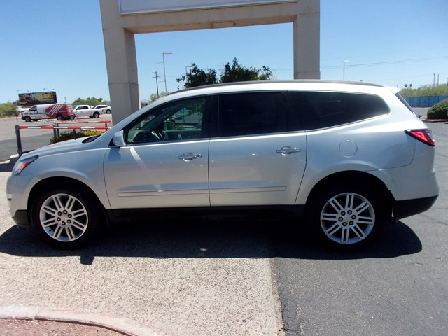 Used 2014 Chevrolet Traverse LT