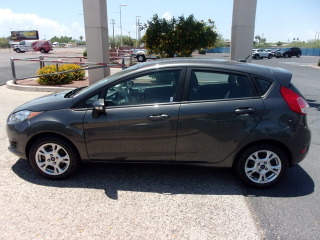 Used 2016 Ford Fiesta SE