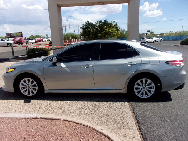 Used 2019 Toyota Camry LE