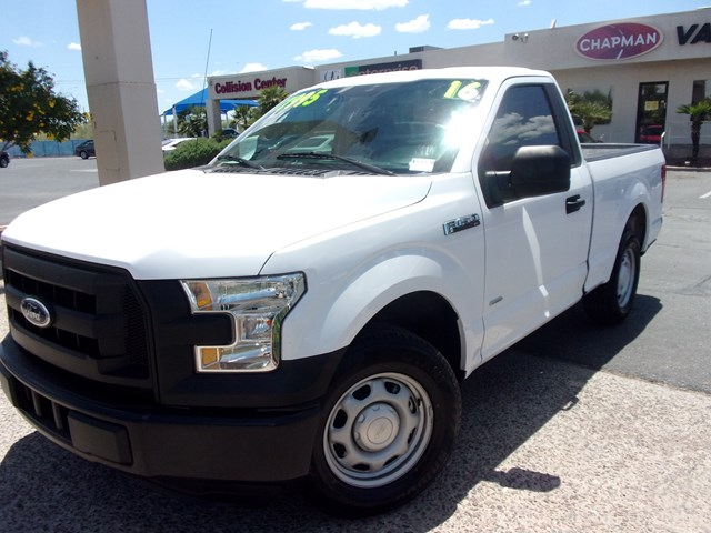 Used 2016 Ford F-150 XL