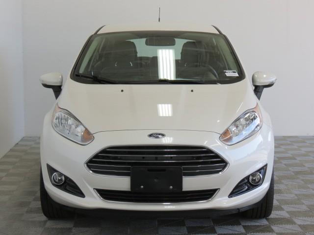 Used 2017 Ford Fiesta Titanium