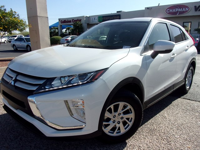 Used 2019 Mitsubishi Eclipse Cross ES