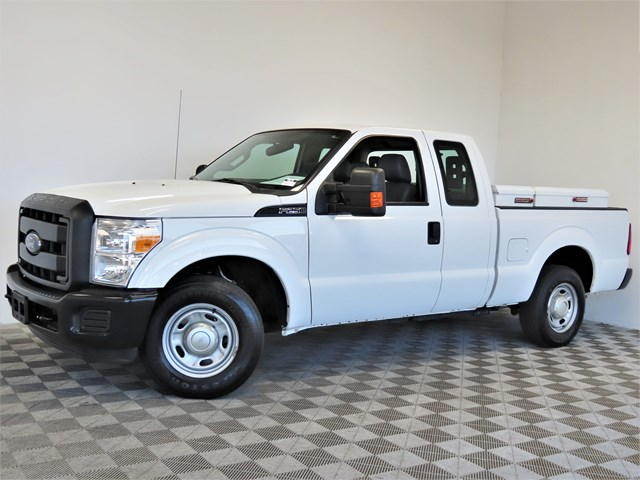 2016 Ford F-250 Super Duty XL Extended Cab