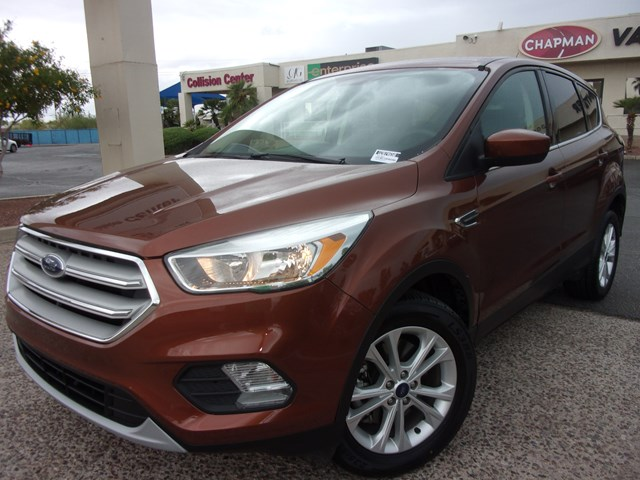 Used 2017 Ford Escape SE