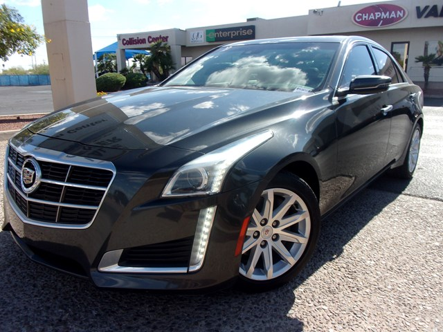 Used 2014 Cadillac CTS 2.0T Luxury Collection