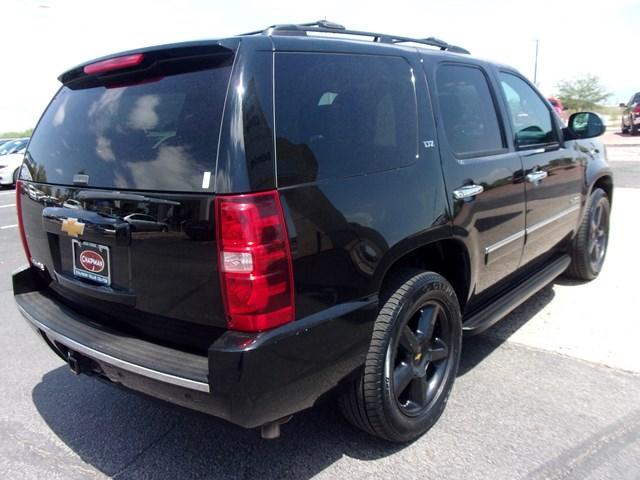 Used 2014 Chevrolet Tahoe LTZ