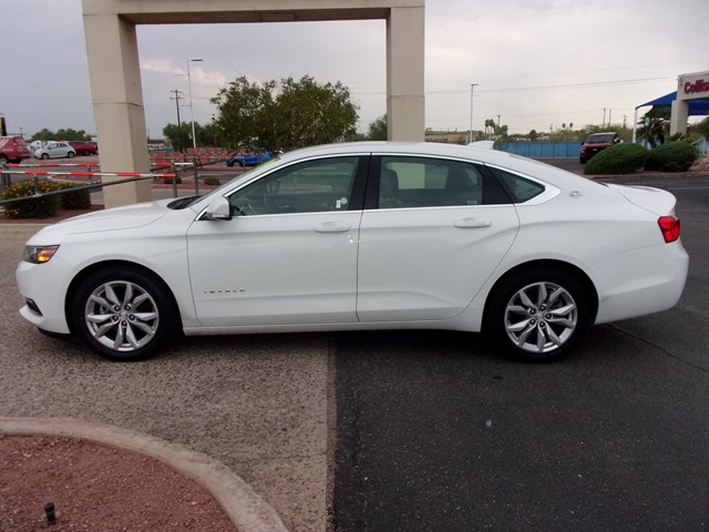 Used 2019 Chevrolet Impala LT