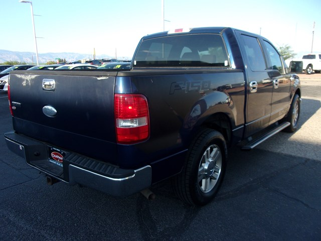 Used 2007 Ford F-150 XLT Crew Cab