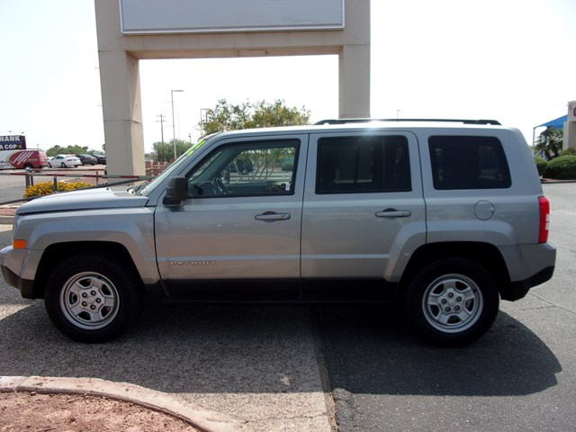 Used 2015 Jeep Patriot Sport