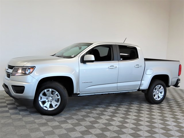 Used 2020 Chevrolet Colorado LT Crew Cab