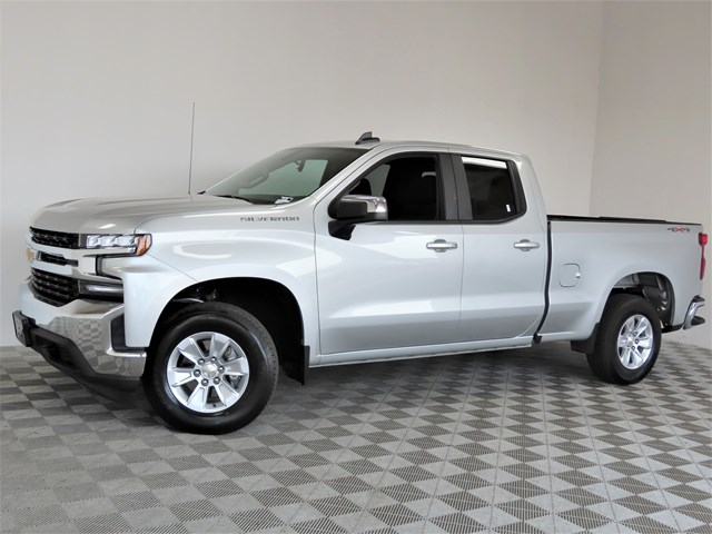 Used 2020 Chevrolet Silverado 1500 LT Extended Cab