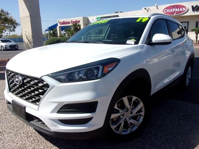 Used 2019 Hyundai Tucson Value