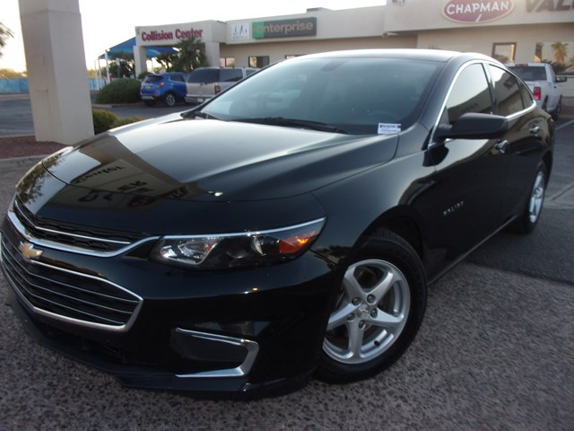 Used 2018 Chevrolet Malibu LS