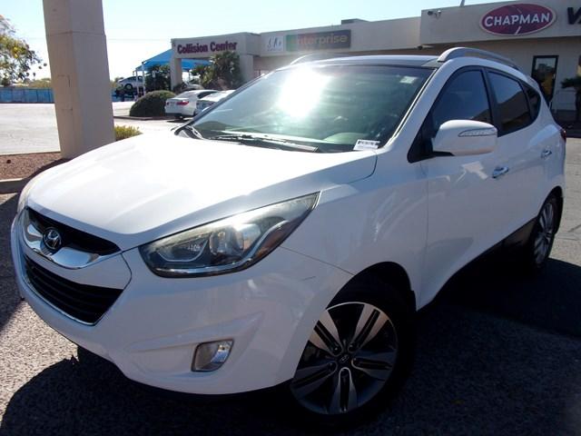 Used 2014 Hyundai Tucson Limited