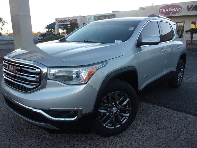 Used 2017 GMC Acadia SLT