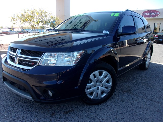 Used 2018 Dodge Journey SXT