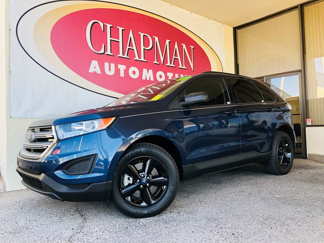 Used 2017 Ford Edge SE