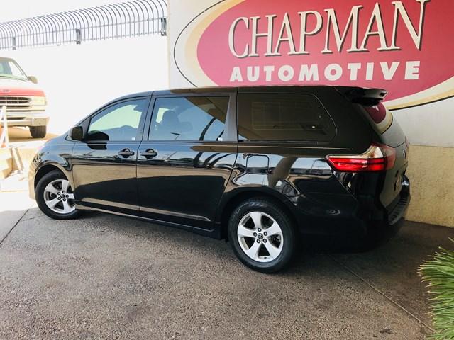 Used 2018 Toyota Sienna L 7-Passenger
