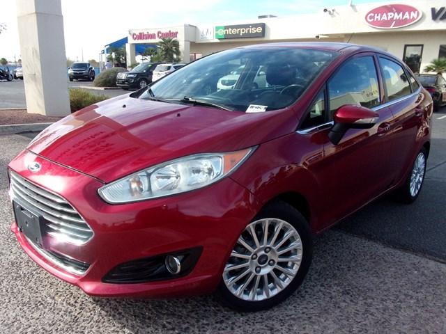 Used 2014 Ford Fiesta Titanium