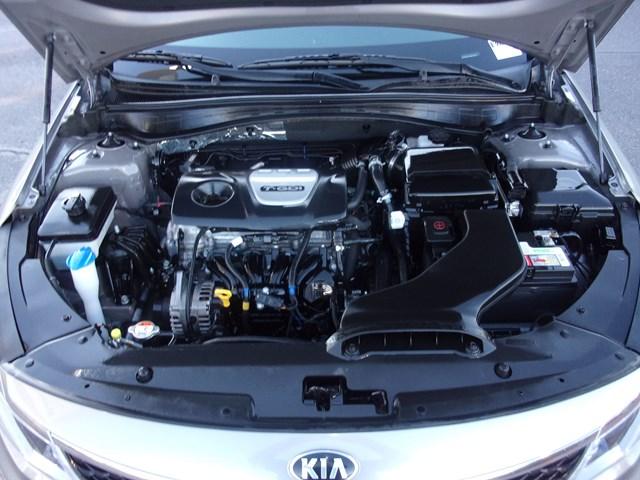 2016 Kia Optima LX Turbo