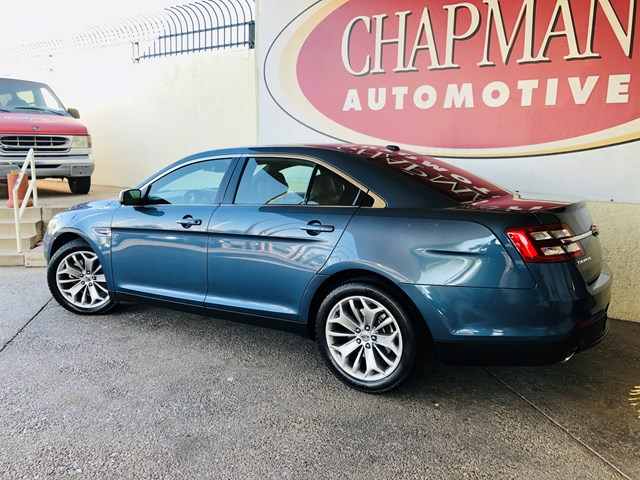 Used 2018 Ford Taurus Limited