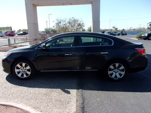 2012 Buick LaCrosse Premium 3