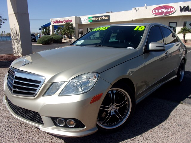 Used 2010 Mercedes-Benz E-Class E 350 Luxury
