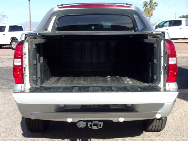 2013 Chevrolet Avalanche LT Black Diamond Crew Cab