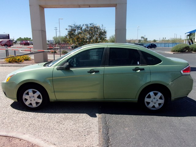 Used 2008 Ford Focus S