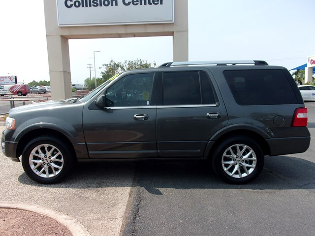 Used 2015 Ford Expedition Limited
